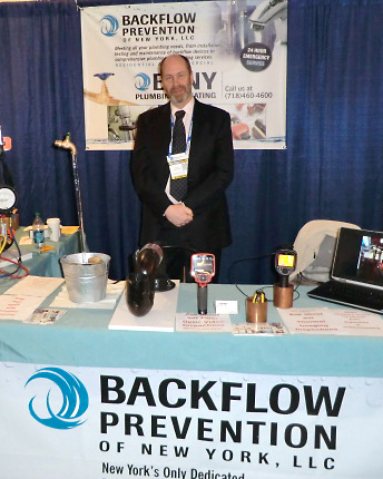 Paul Paddock, Founder of Backflow Prevention
